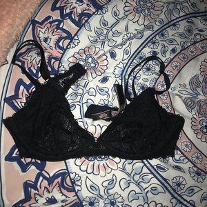Victoria's Secret Black Underwire Bra